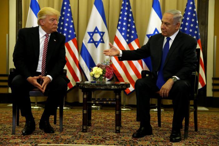 Trump Asks Netanyahu for 'Fundamental Change' towards Peace