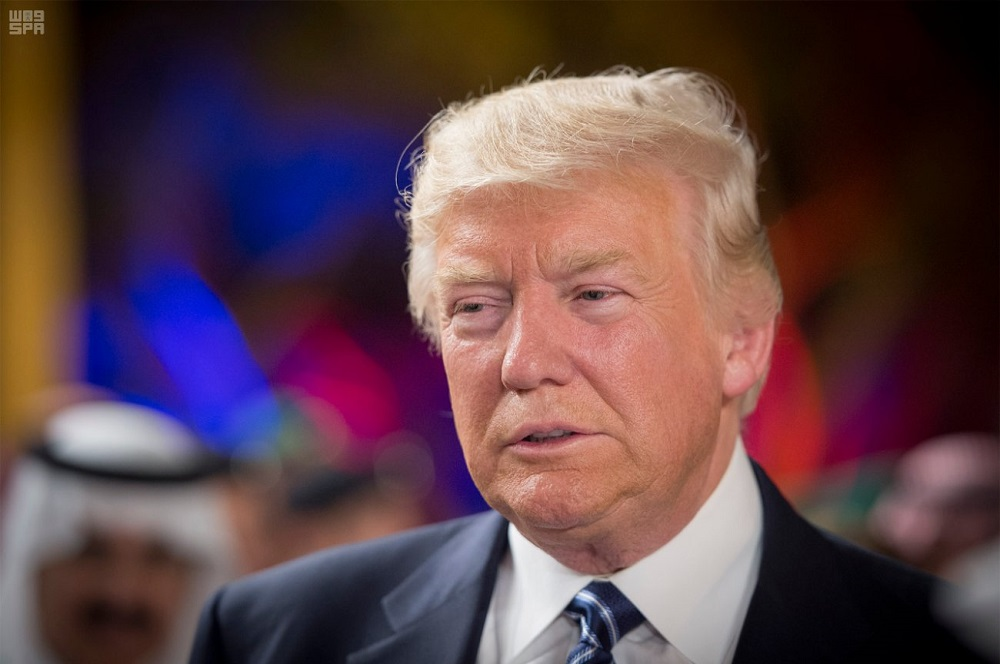 Trump from Riyadh: Ties with Bahrain Will Not Be Strained Anymore