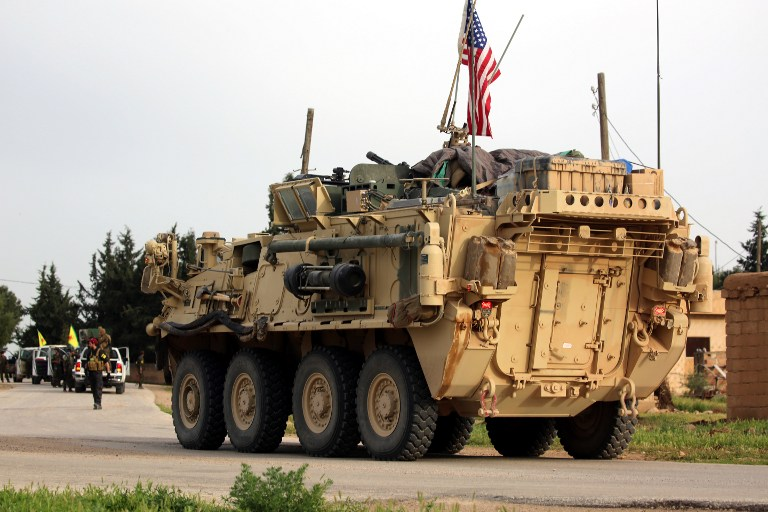 Turkish Official Hints at Possible Strikes against US Troops in Northern Syria