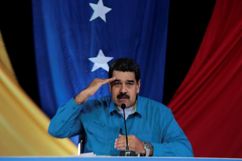 Venezuela Opposition Takes to Streets after Maduro Orders New Constitution