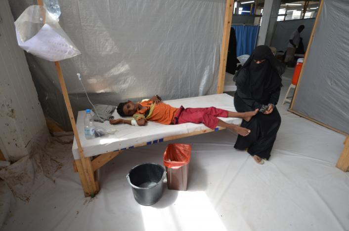 Yemeni Official Blames Insurgents for Cholera Outbreak