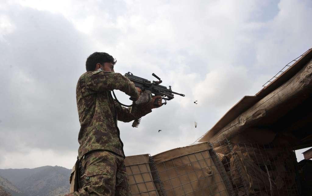 20 Policemen Killed in Taliban Raids in Southern Afghanistan