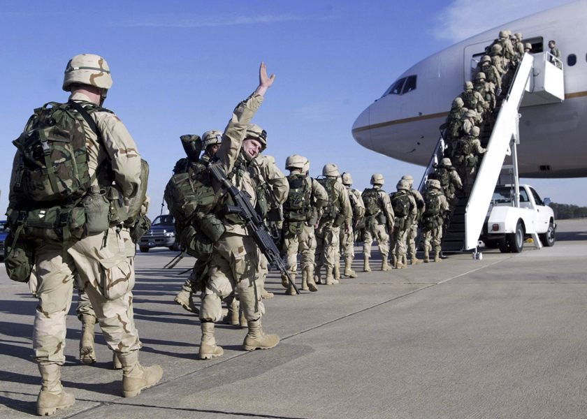 Pentagon to Request Thousands more Troops for Afghanistan