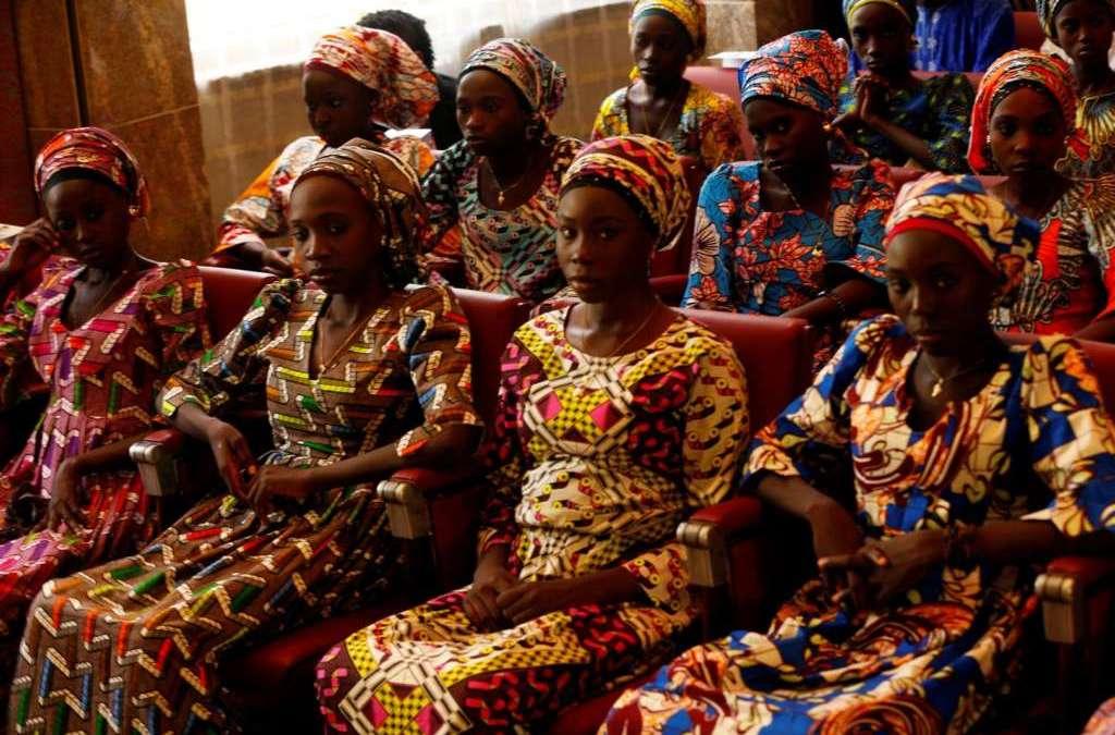 Boko Haram Videos of Purported Chibok Girl, Threat to Bomb Nigerian Capital