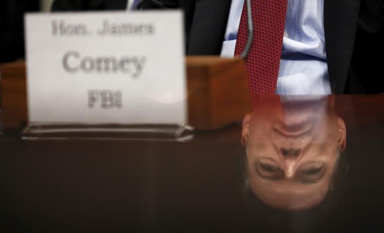 Trump to 'Quickly' Replace FBI Director Comey