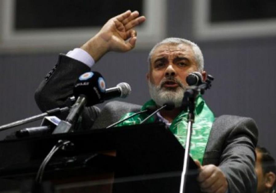 Haniyeh, Abu Marzouk Fiercely Compete to Succeed Meshaal