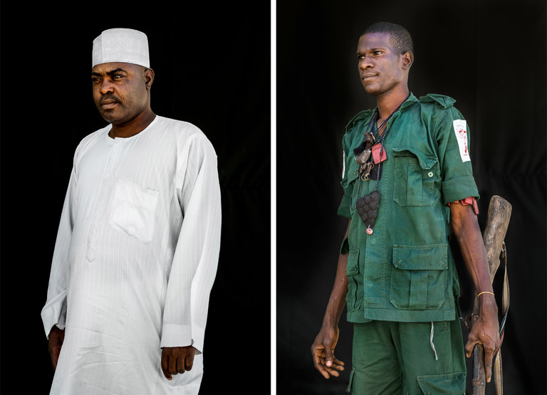 Hunting Big Game or Boko Haram, 'You Kill It or It Kills You'