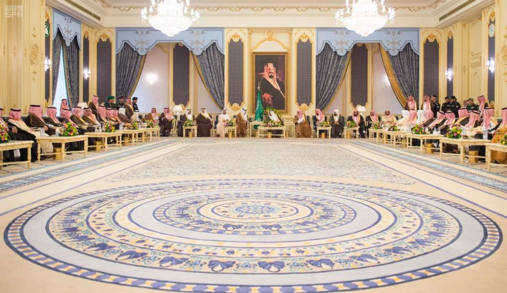 King Salman Orders Promotion of Members of Bureau of Investigation and Public Prosecution