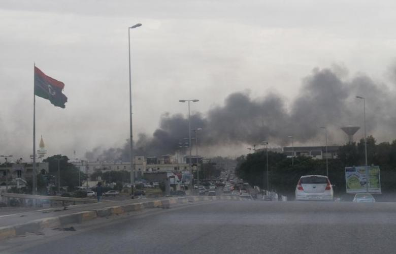 Egypt's Airstrikes Target Cities in Central Libya