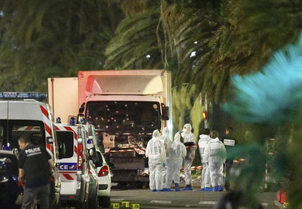 US Warning on Truck-Ramming Terror Attacks
