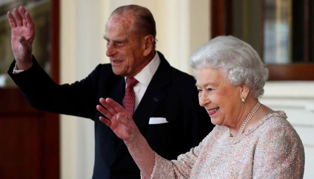 Britain's Prince Philip to Stop Carrying out Public Engagements