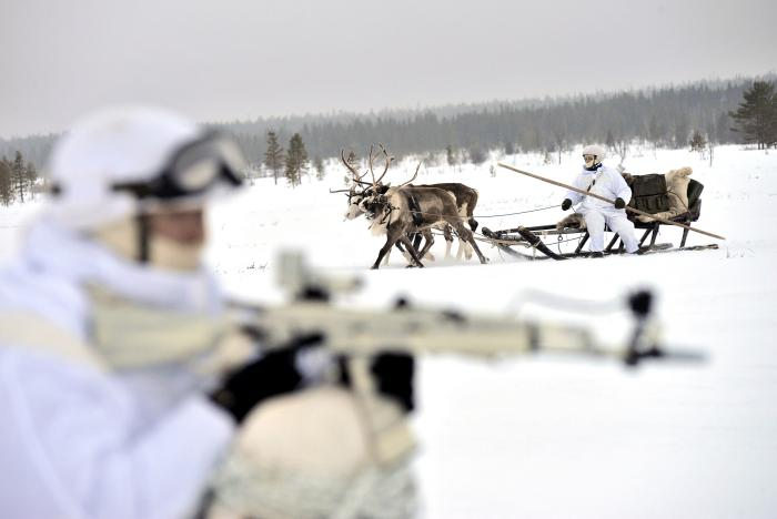 US-Russian Race for Arctic Dominance Heats Up