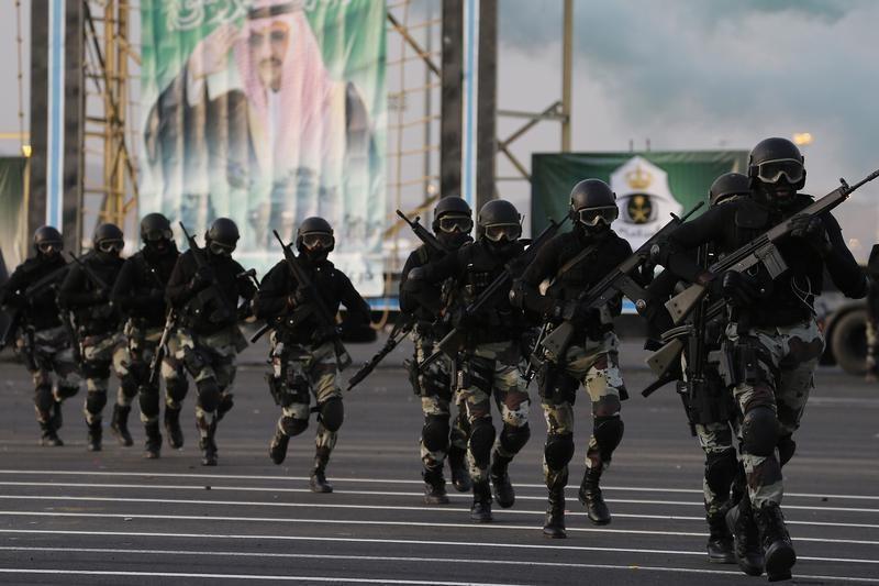 Saudi Arabia Launches 'SAMI' for Military Industries