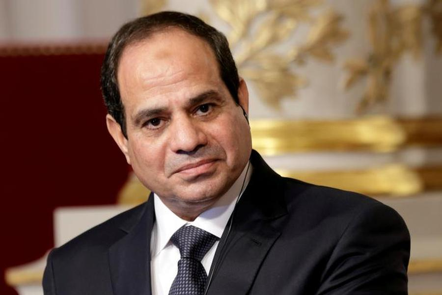 Kuwait Emir, Egypt President Discuss Arab Cooperation