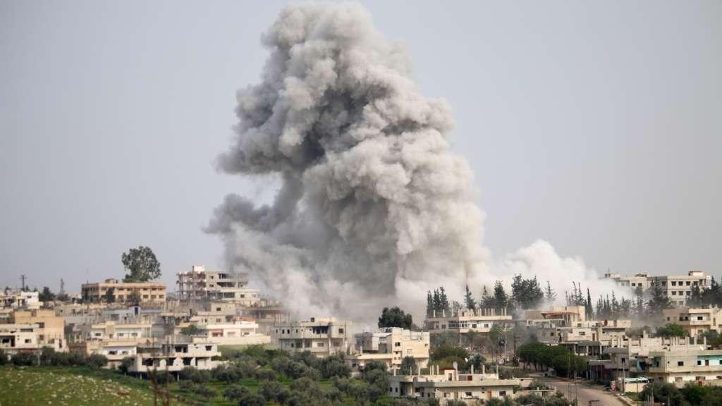 Syrian Demands for International Community to Blacklist IRGC