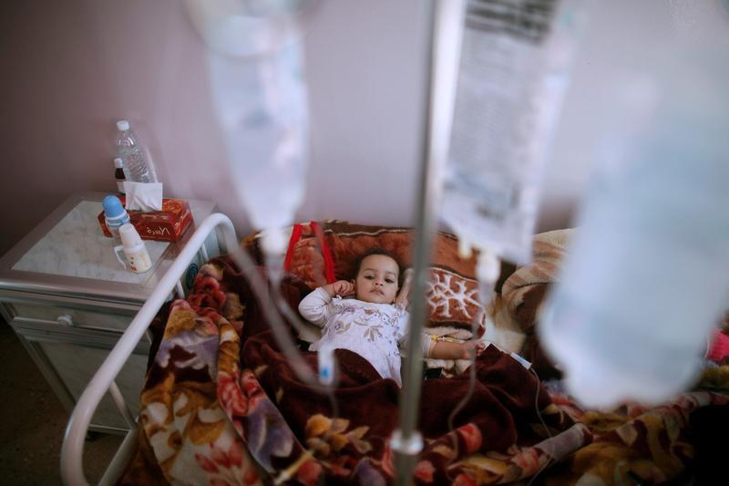 Saudi Arabia Launches $8.2 Million Project to Combat Cholera in Yemen