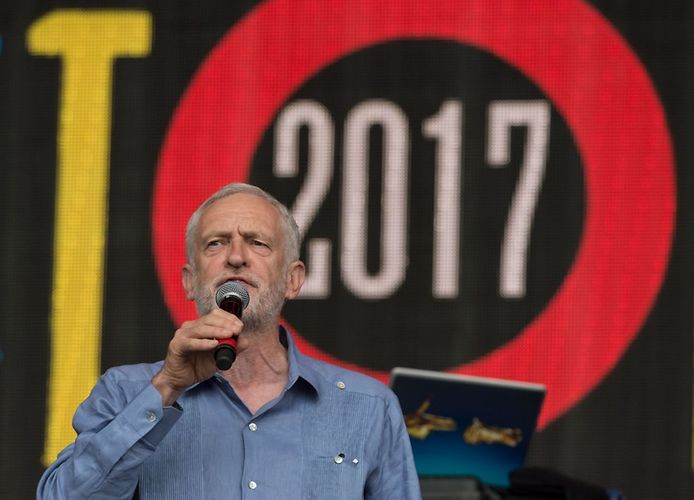 UK Labour Party Leader Pushes for Early General Elections