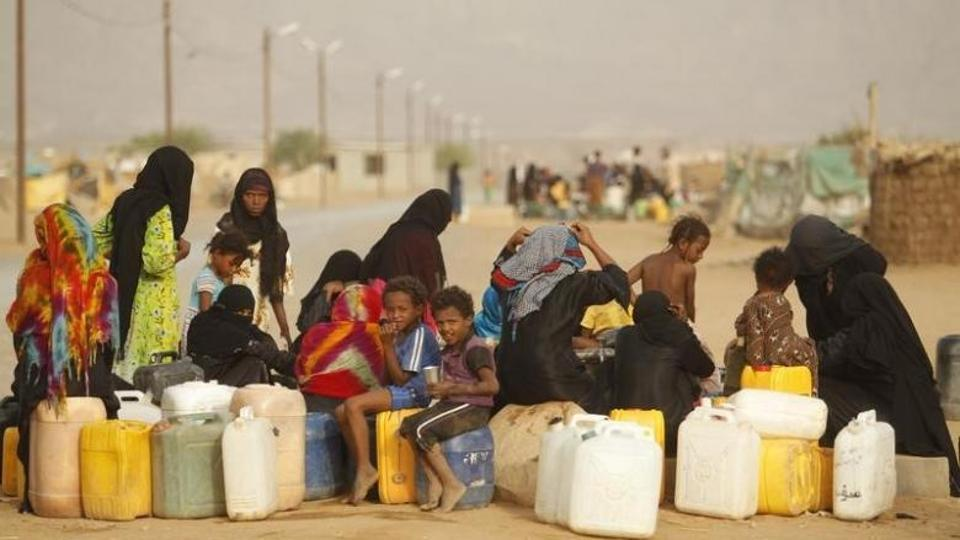 400,000 Displaced in Yemen since Beginning of Coup