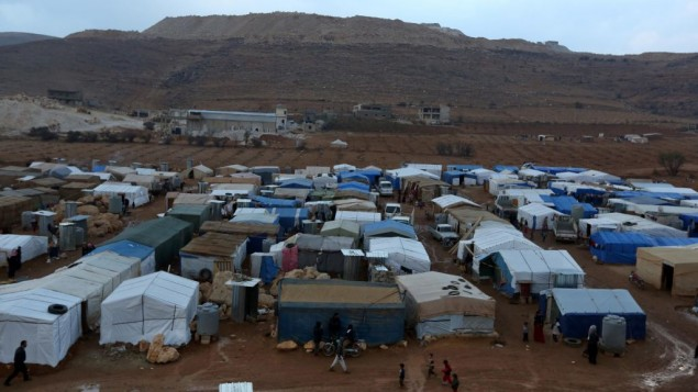 50 Displaced Syrian Families Leave Lebanon's Arsal for Home