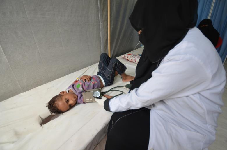 Yemen: 98 Percent of Cholera Patients Cured