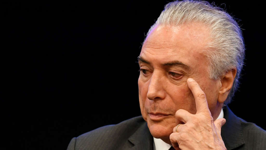 Temer Aide Arrested in Corruption Scandal as Election Court Seeks his Impeachment