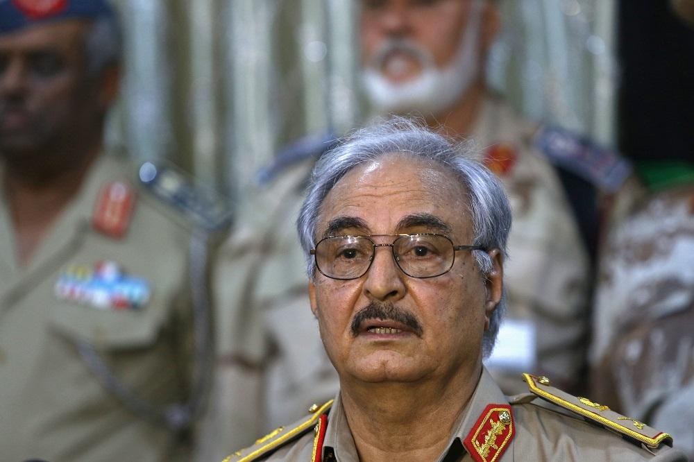 Libya Demands Probe into Qatari Meddling as Haftar Vows to Retaliate