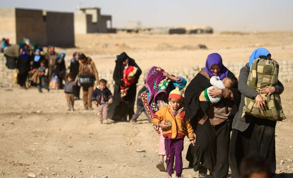 Fate of Wives, Children of ISIS Terrorists in Iraq in Limbo