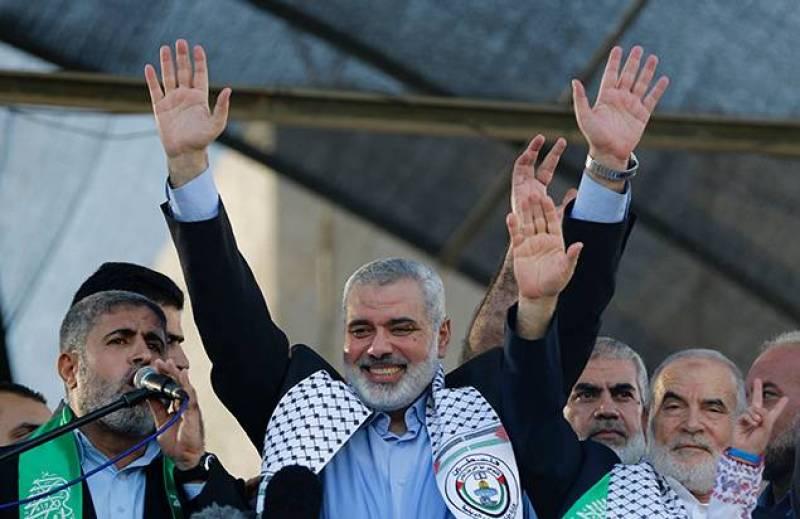 Hamas Voices Readiness to Leave Qatar as Haniya Visits Iran