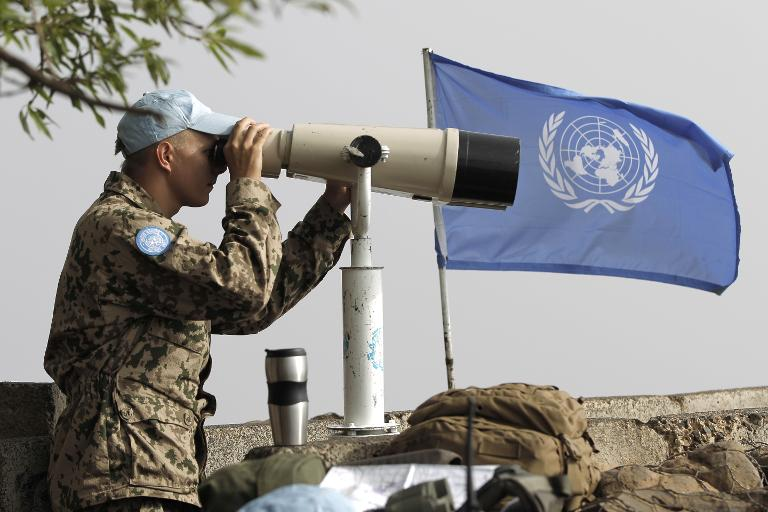 West Leaning to Arm International Forces in Golan