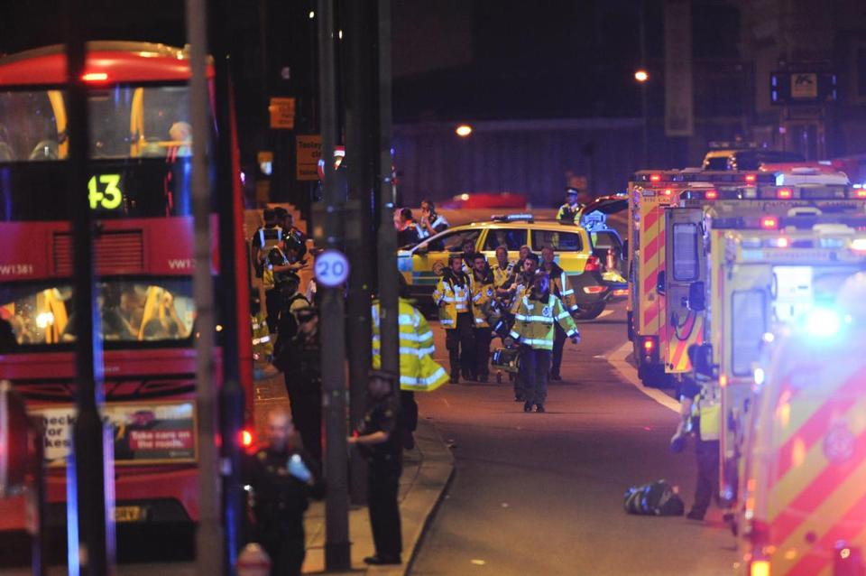 Six Killed in 3 'Terror' Attacks in London Overnight