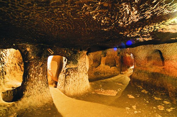 Underground City Discovered by Chance in Turkey