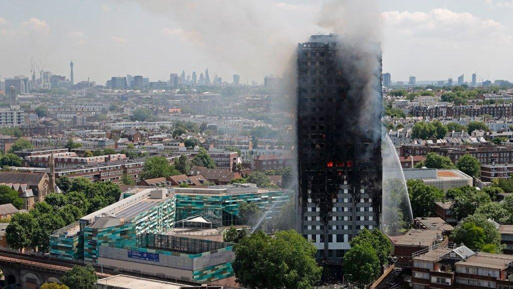 Police: London Tower Blaze Started in Hotpoint Fridge Freezer