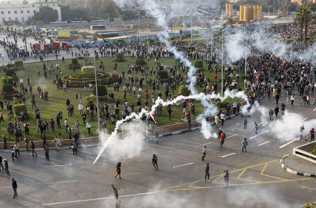 Arab Revolutions in Israeli Eyes