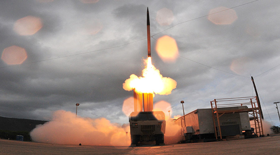 South Korea: Possible N. Korea Drone Spied on US Anti-Missile System