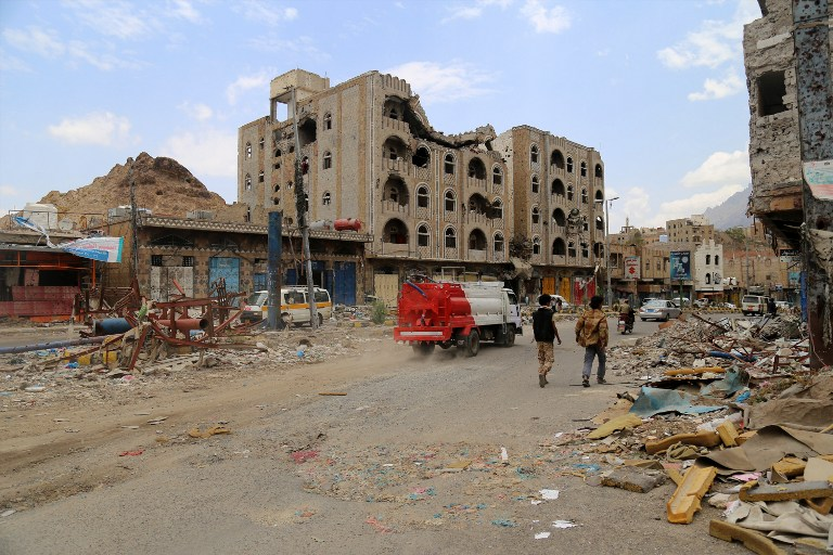 Coup Displaces 700 Families in Yemen's Taiz in May