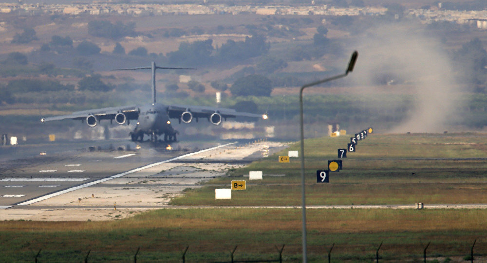 Germany to Withdraw Troops from Turkey's Incirlik Base