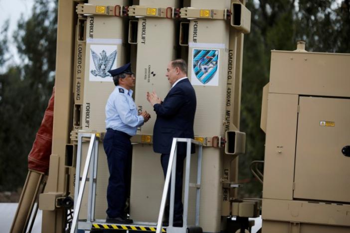 Israeli Major-General: Syrian War Delays Conflict with 'Hezbollah'