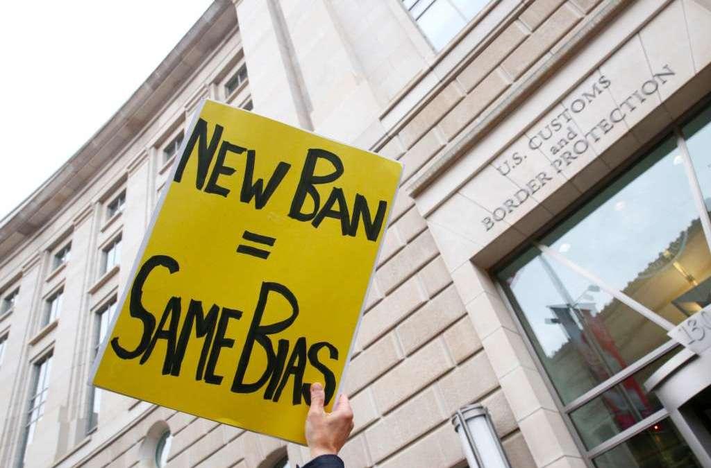Trump Asks Supreme Court to Revive Travel Ban