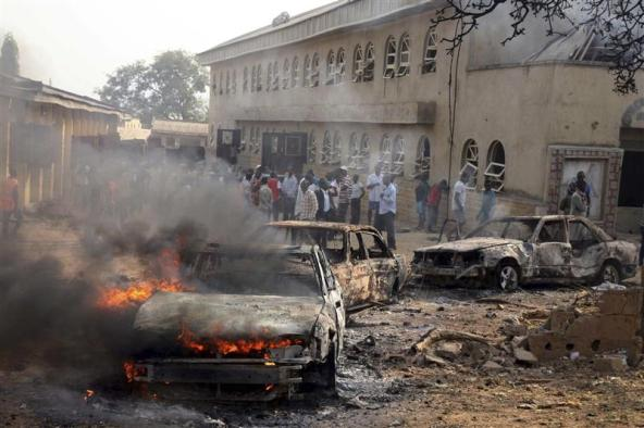 Terror Attacks Planned for Eid Holiday Foiled in Nigeria