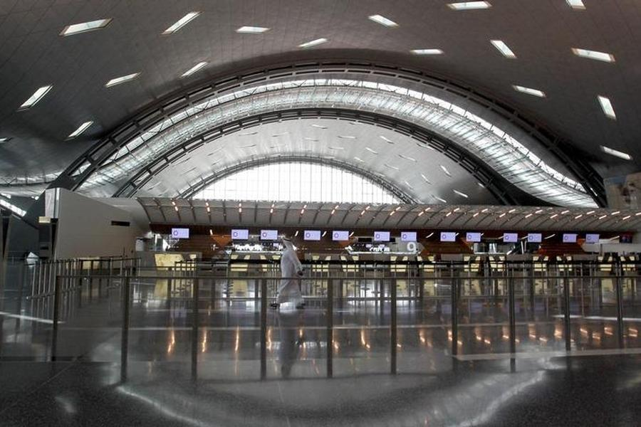 Confusion, Chaos at Doha Airport after Cancellation of 1500 Flights