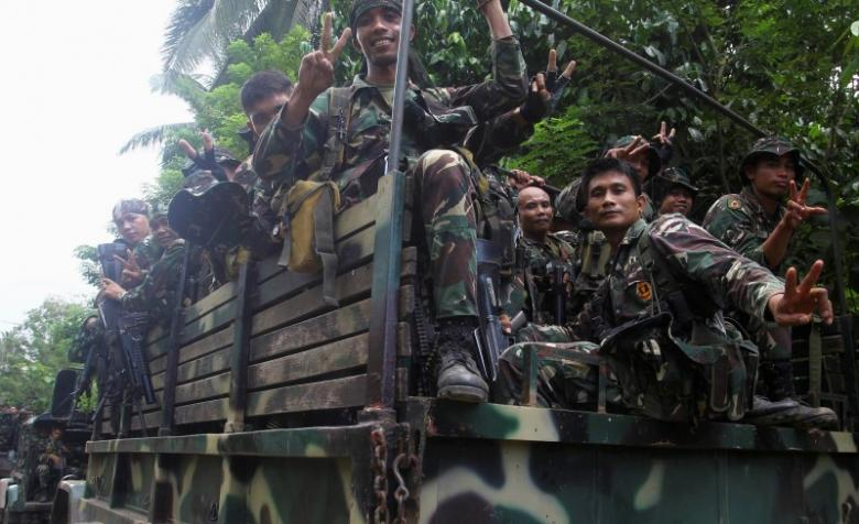 Extremists Take Hostages at Philippine School