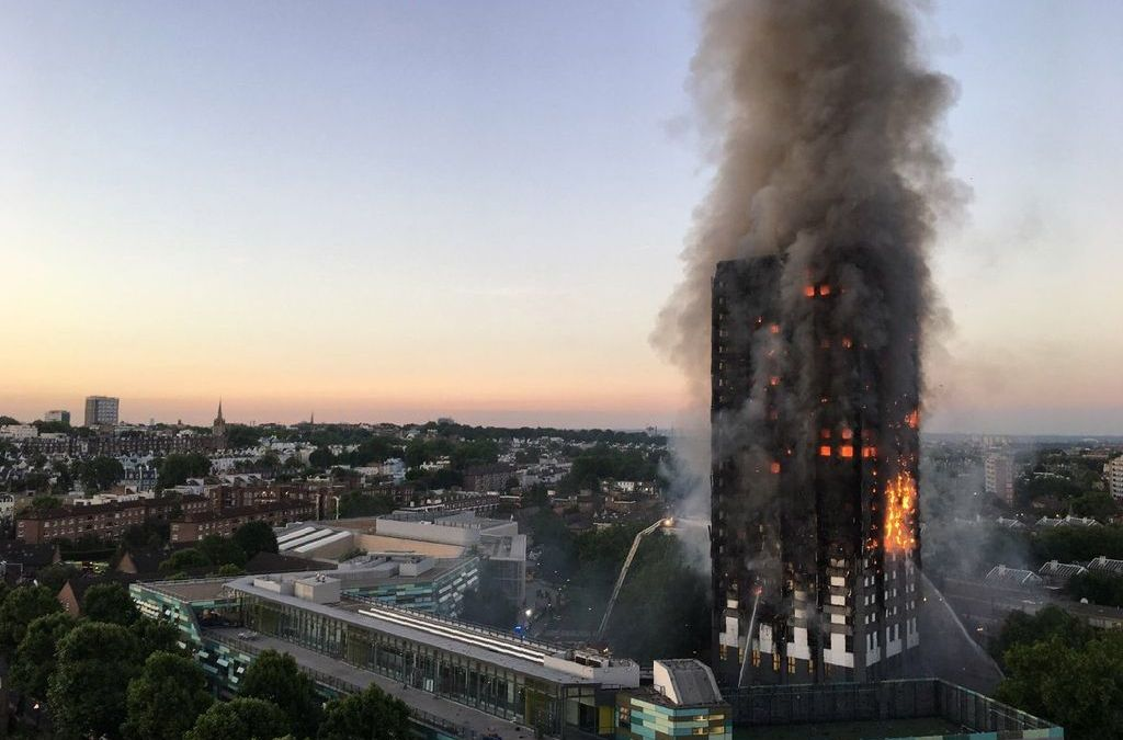 London Tower Block Fire Death Toll Rises to 12