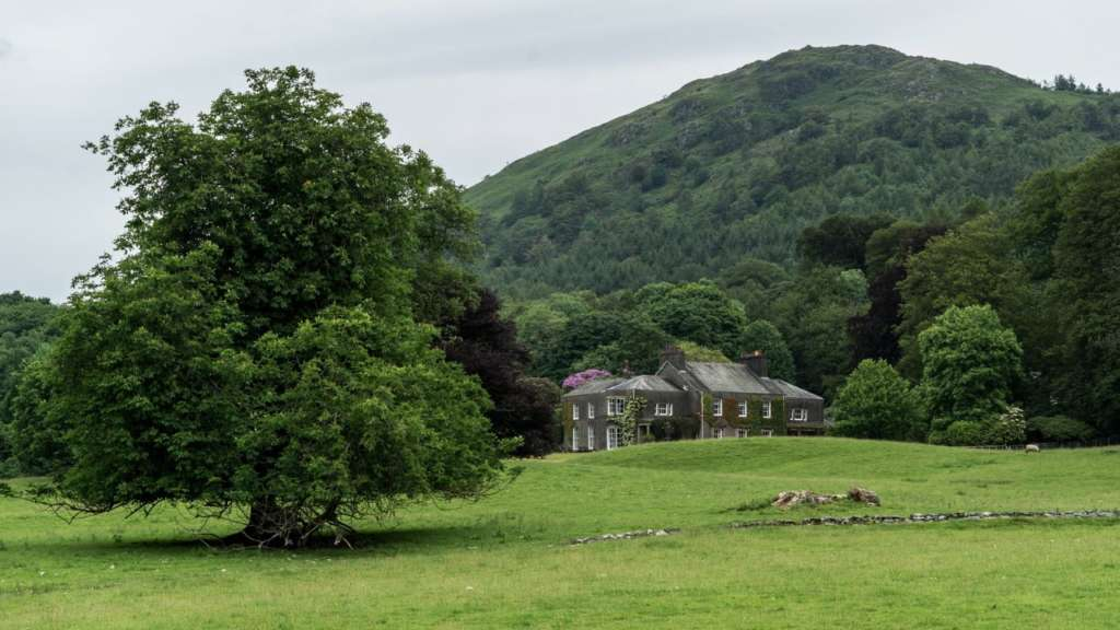 A Historic Estate in the Lake District