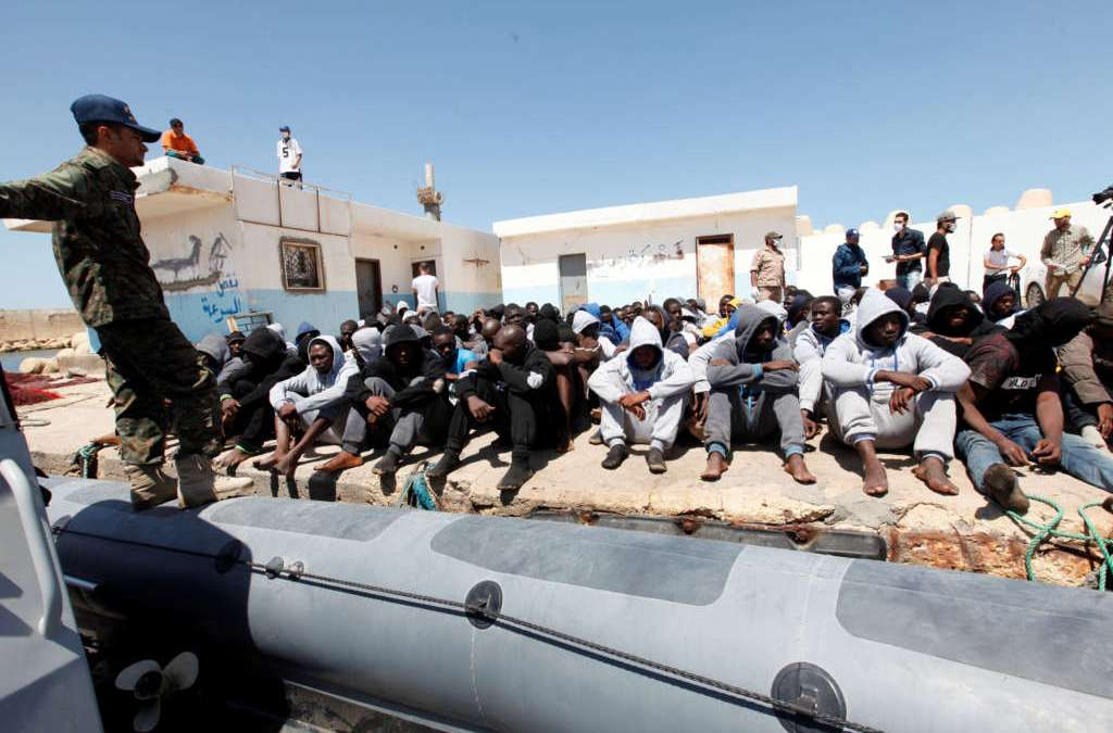 Will Libya Succeed in Becoming 'Europe's Guardian' to Stop Immigrants?