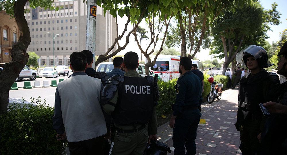 Suicide Bombers Attack Iran's Parliament, Khomeini Shrine