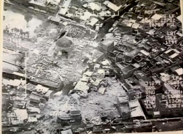 ISIS Blows Up Al-Nuri Mosque, Its Historic Minaret In Mosul