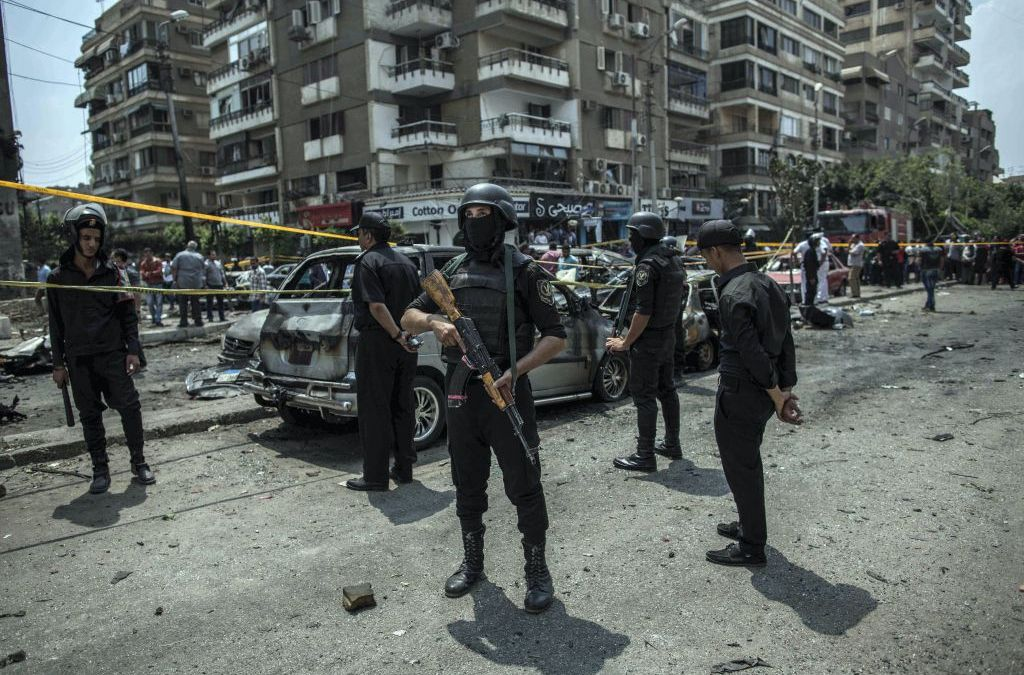 Egypt Court Refers 31 People to Mufti over Public Prosecutor Murder