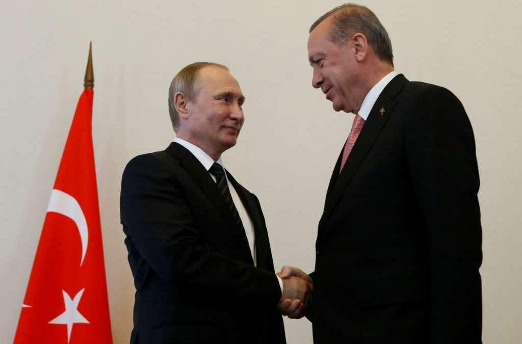 Russia Announces Lifting of Economic Sanctions against Turkey