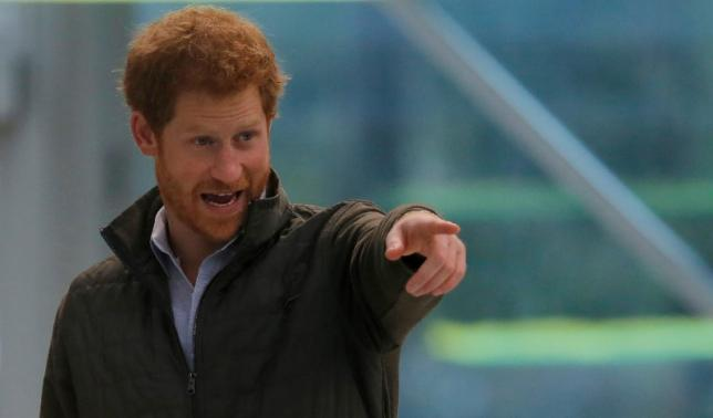 Prince Harry: No One in the Royal Family Wants the Throne