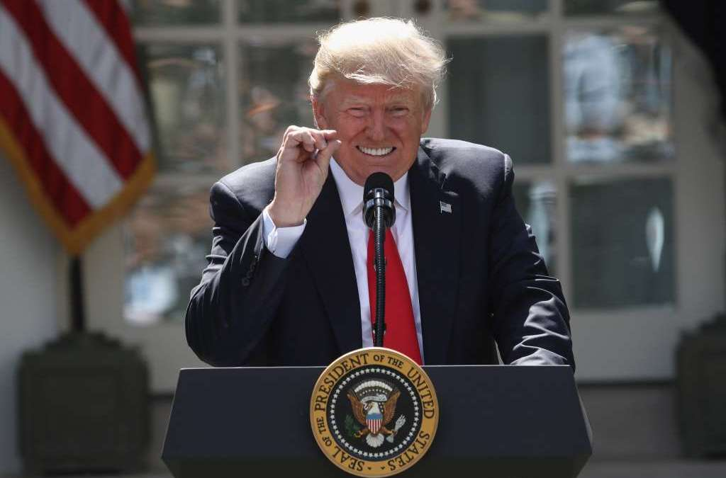 Trump Angers Tel Aviv by Postponing Decision to Move US Embassy